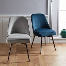 West elm office chair Design West Elm Midcentury Swivel Office Chair Velvet West Elm