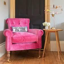 Image Washable Pinkvelvetclubchairviathepinkhouse800px1024x1024jpgvu003d1495040767 Carolinabargainsinfo Velvet Surprisingly Pet Friendly Upholstery Choice Janery