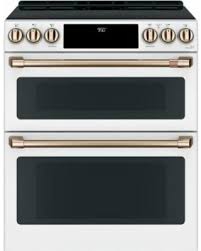 induction range double oven. Perfect Induction Cafe 30  For Induction Range Double Oven