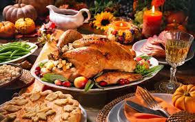 It is often a pastime for the american people to drive or walk around neighborhoods in the the christmas dinner in the u.s. Why Does An American Cook 700 Christmas Dinners And Bake 22 Turkey