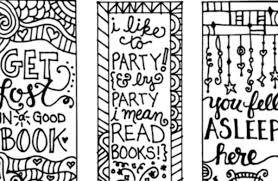 Bookmark Designs To Print Free Bookmarks For Summer Reading Bestdeals4moms Inside