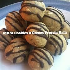 cookies cream protein
