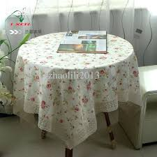 round table cloth covers
