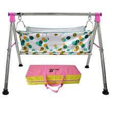 bedding sets multipro image indian style folding ghodiyu born baby cloth cradle swing pink