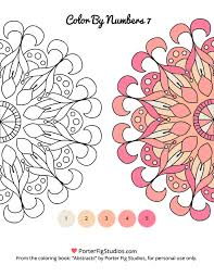 Mandala is a sanskrit word which means a circle, and metaphorically a universe, environment or community. Printable Mandalas Coloring Pages Number 7