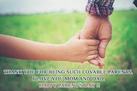 Parents Quotes From Daughter Enchanting Father Holding His Daughter Hand Parents Day Quotes