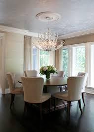 contemporary crystal chandelier for dining room barclaydouglas
