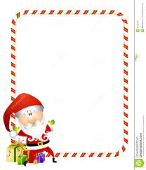 christmas santa borders and frames. Perfect Christmas Candy Cane Santa Border On Christmas Borders And Frames F
