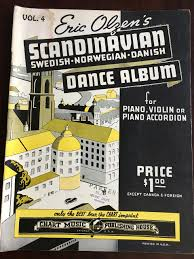 Amazon Com Eric Olzens Scandinavian Dance Album Swedish