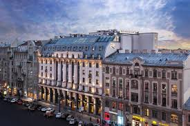 It is situated on the neva river, at the head of the gulf of finland on the baltic sea. Crowne Plaza St Petersburg Ligovsky Sankt Petersburg Ab 92 Agoda Com