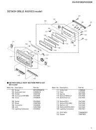 pioneer fh p4100 service manual pdf download Pioneer Deh P4100 Wiring Diagram pioneer fh p4100 service manual 2 pioneer deh-p4100 wiring diagram