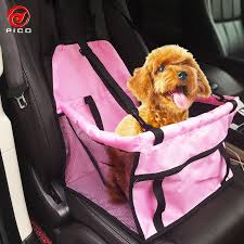 pink camo car seat covers high quality waterproof car seat cover for pets dog nylon back