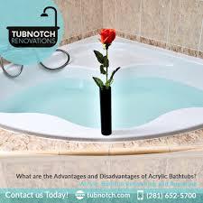 11 acrylic bathtub refinishing and repairing