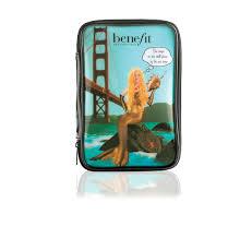 mermaid makeup products. benefit mermaid makeup bag...it says \ products