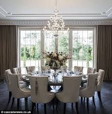 best 25 round dining room tables ideas on round chic round dining table decor