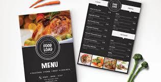Togo Menu Templates 13 Best Selling Menu Templates For Restaurants Premiumcoding