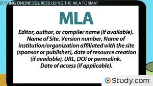 How To Cite How To Cite Online Sources