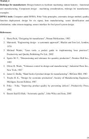 Design Features To Facilitate Machining Mahatma Gandhi University Pdf Free Download