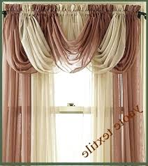 sheer curtains with valance attached home design ideas burdy lace curtains with attached valance lace curtains
