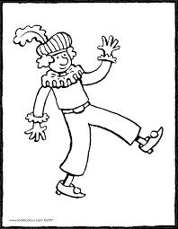 Zwarte Piet Kiddicolour