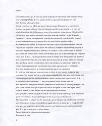 Sophie Calle Break Up Letter Little Miss Sunshine S Life