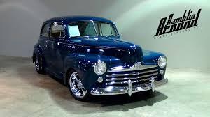 1947 Ford Tudor 302 V8 Street Rod - YouTube