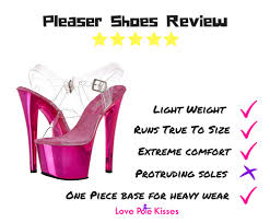How To Find The Best Pole Dancing Shoes Pleaser Shoes Review