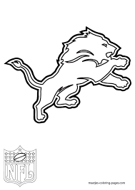Small Picture NFL Team Logos Coloring Pages GetColoringPagescom