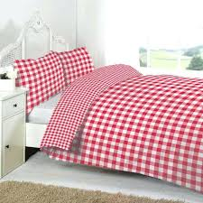 gingham duvet cover red and white covers nz green single gingham duvet cover