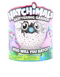 hatchimals glittering garden sparkly penguala soft toys plushes toys gifts toys virgin mega