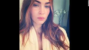 megan fox is an insram newbie but she already has a knack for taking selfies