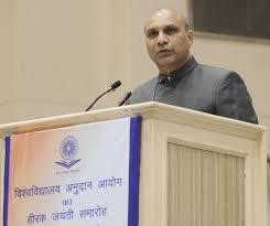 HRD Minister Dr. M.M. Pallam Raju