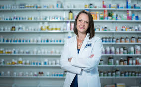 college of pharmacy university of new england in maine tangier u n e pharmacy alumna michelle o meara