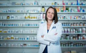 college of pharmacy university of new england in maine tangier u n e pharmacy alumna michelle o meara