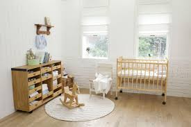 baby boys furniture white bed wooden. simple baby boy room idea with pine wood crib and cabinet against white walls boys furniture bed wooden