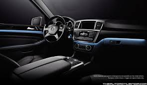 diy ambient lighting. DIY BMW Style Ambient Lighting-2012-ml-class-multicolor-ambient- Diy Lighting O