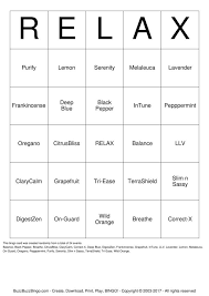buzzword bingo generator randomly generated doterra oils bingo card doterra oils party