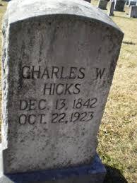 Charles Wesley Hicks Sr. (1842-1923) - Find A Grave Memorial