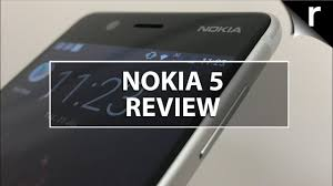 nokia 5 smartphone. nokia 5 review: slick design, flawed phone smartphone d