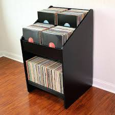 vinyl record furniture. Lp Storage Furniture Vinyl Record Cabinet .