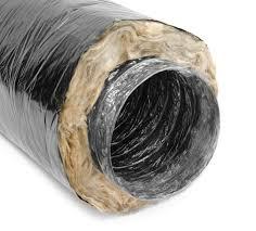 flexible hvac ductwork. Plain Flexible HVAC Insulated Flexible Duct In Hvac Ductwork L