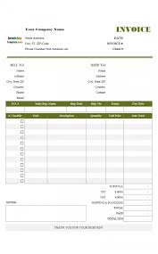 Request For Quote Template Excel House Rental Invoice Template In Excel Format Microsoft Quote