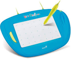 Genius Kids Designer Genius Kids Designer Graphic Tablet Blue Price In Uae