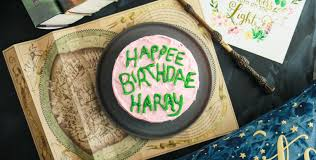Harry Potter Birthday Cake From Hagrid Lilies And Loafers