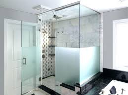 frosted glass walk in shower etched shower door etched steam shower frosted shower door designs clean frosted glass