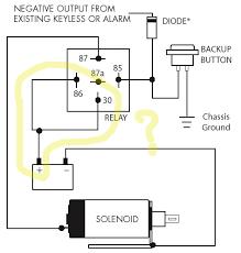 wiring diagram for door poppers wiring diagram and schematic need some help door actuator and shock sensor install d