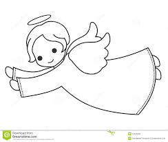 Cute Angel Stock Photo - Image: 14555920