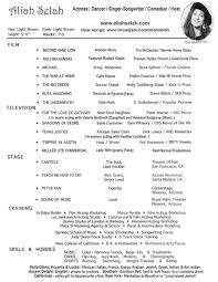 Resume Accent Marks Accent Resumes Rosanna Fast Resume Other Business Services Ideas 11