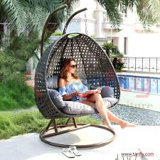 hanging wicker egg chair two person outdoor indoor garden rattan double swing hanging throughout brilliant hanging wicker egg chair outdoor hanging egg