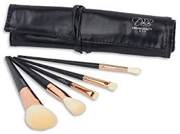 dream beauty box the best makeup brush set with travel case synthetic professional essential brushes